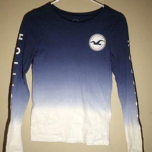 Hollister Ombré Shirt (open to all offers)
